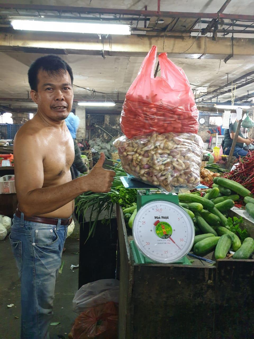 Timbangan Pegas merek Hanoi