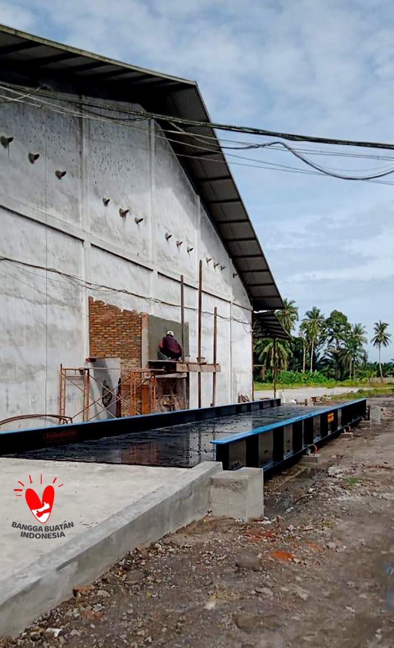 Timbangan Jembatan kilang padi