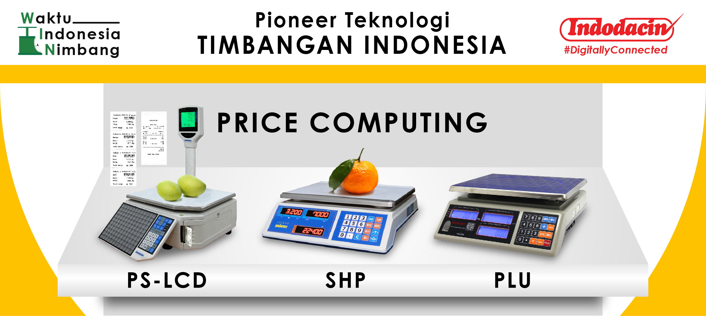 PRICE COMPUTING SCALE