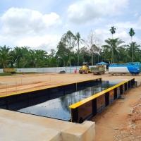Proyek Timbangan Jembatan pada Tol Trans Sumatera
