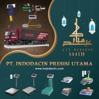 Brosur Timbangan Digital , Timbangan Jembatan , Timbangan laboratorium , buatan Indodacin