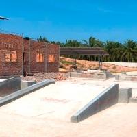 Fondasi Timbangan Jembatan