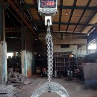 Cara mengoperasikan timbangan gantung digital atau Crane Scale