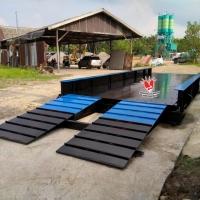Timbangan Jembatan Untuk Stone Crushing Plant