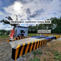 Timbangan Jembatan Untuk RAM Sawit
